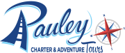 Pauley Tours logo