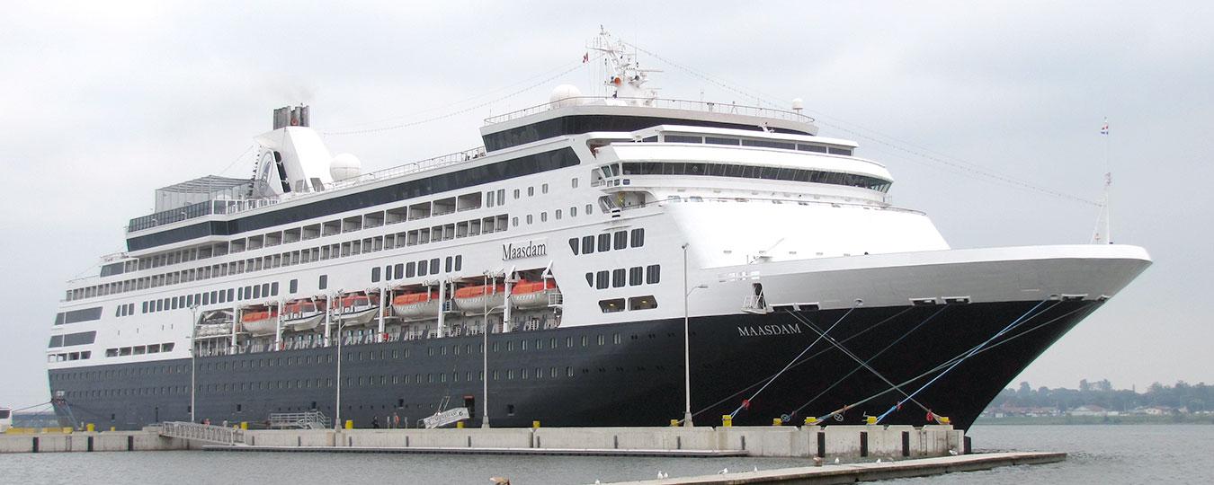 Charlottetown Cruise Ships